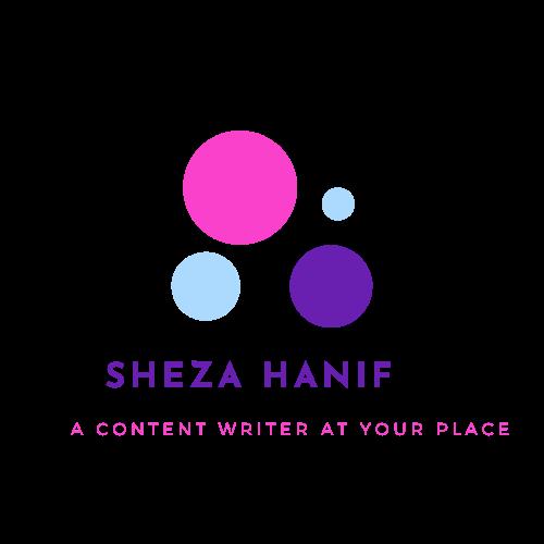 Sheza Hanif - Pak No 1 Writer