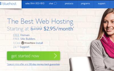List of Top 5 Best Web Hosting Sites of 2022